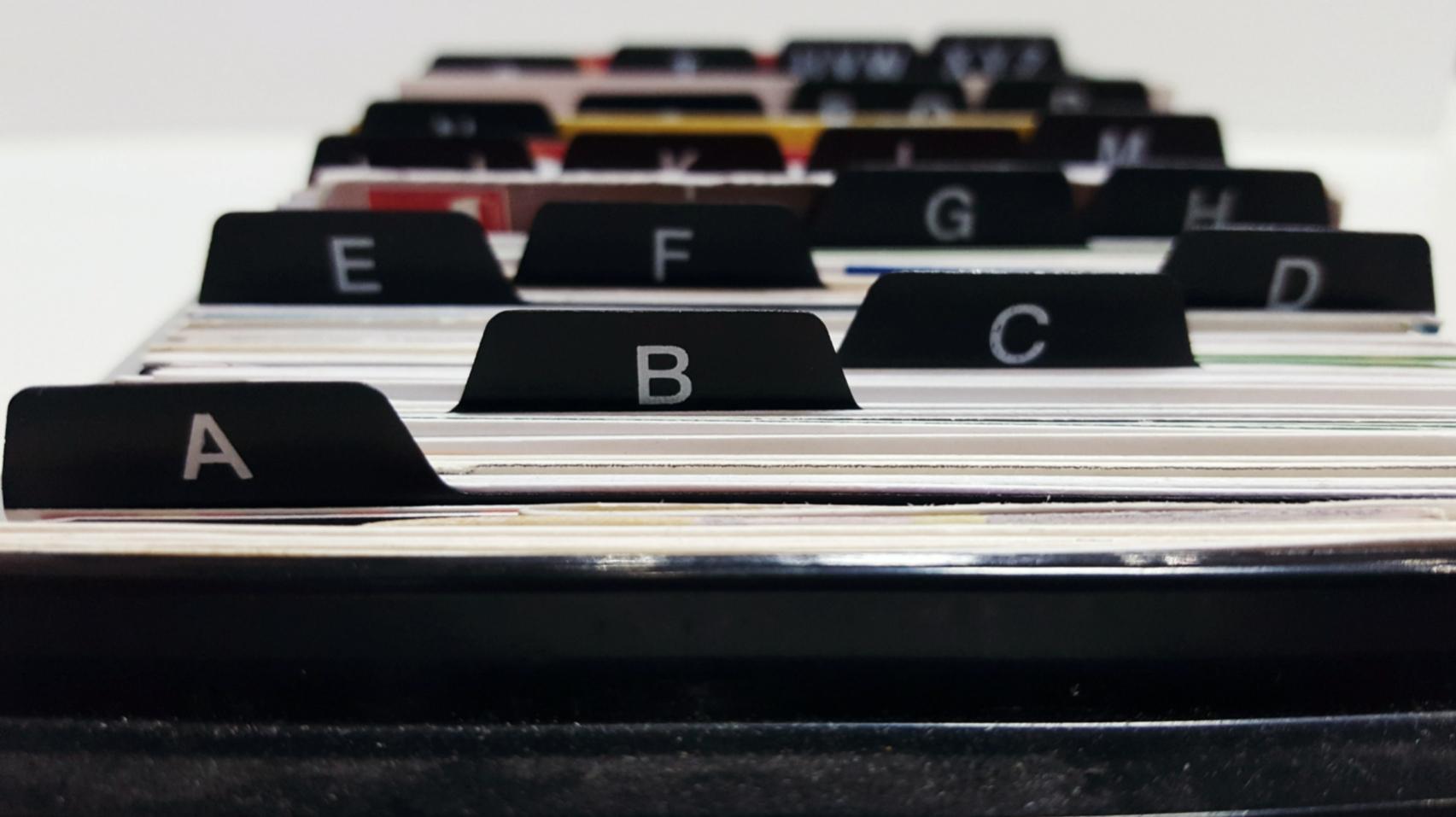 Bilag er basen for din bogføring